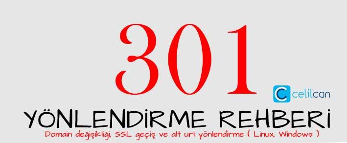 301 yonlendirme 1
