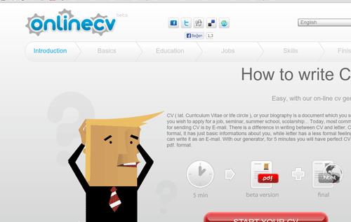 online-cv