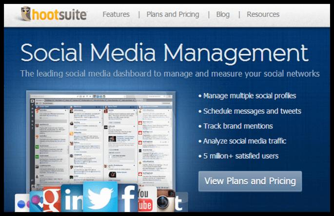 hootsuite sosyal medya analiz