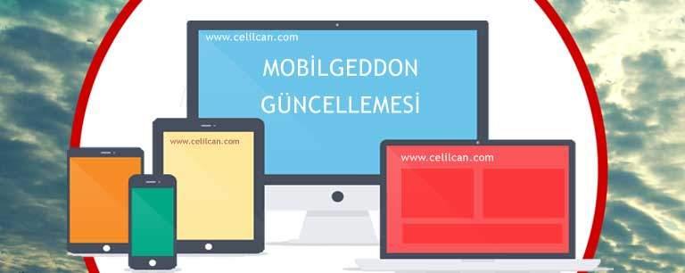 mobilegeddon guncellemesi