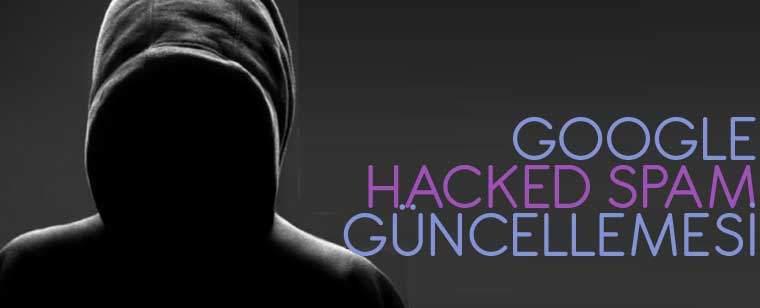 google hack spam guncellemesi