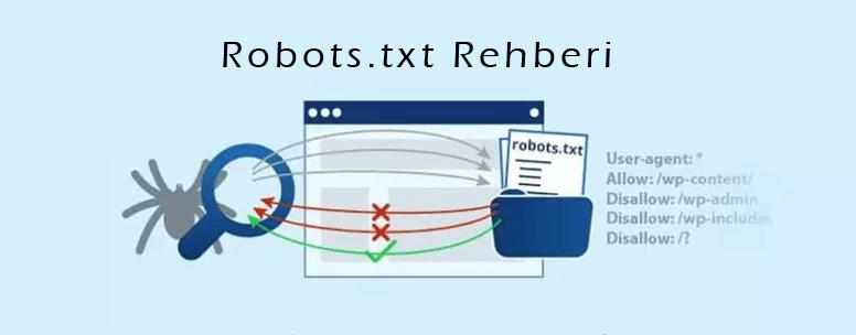 robots.txt nedir nasil olusturulur