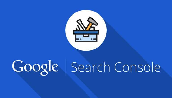 Yeni Search console kullanimi